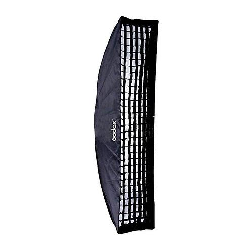 Softbox Godox 30x120 cm con grid Bowens