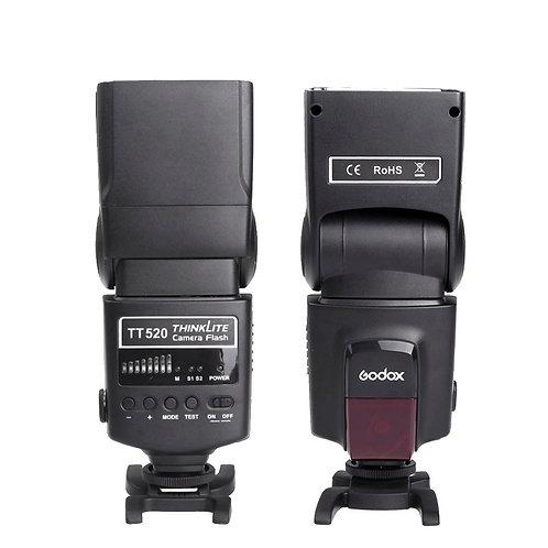 Flash Godox TT520II para camaras Reflex