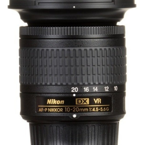 Lente angular Nikon 10-20mm VR