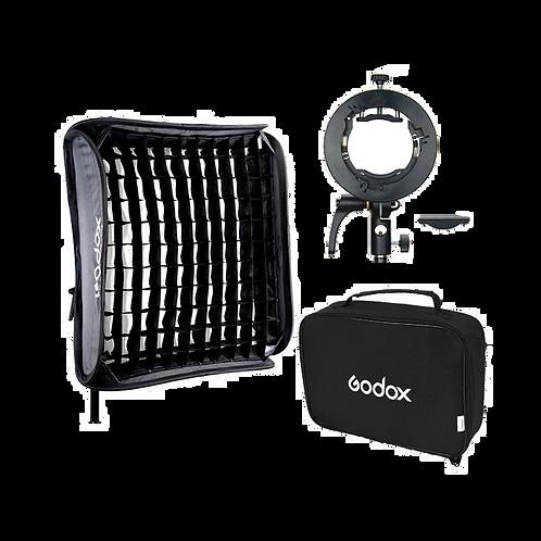 Softbox Godox 60x60 Cm Con Grid