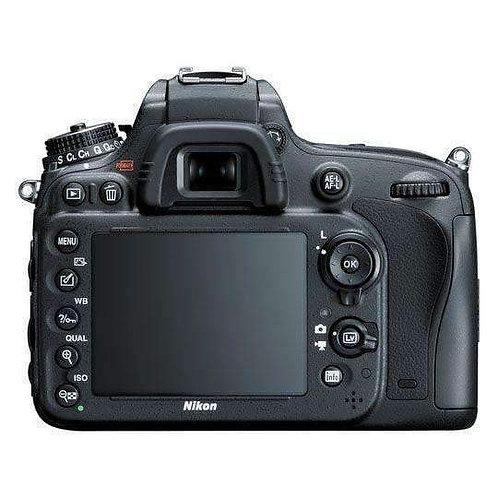 Camara Nikon D610 Full Frame solo cuerpo