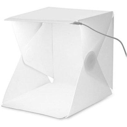 Caja de luz 40x40cm con doble Led