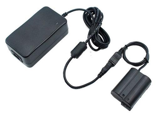 Adaptador de corriente directa batería En-El 15