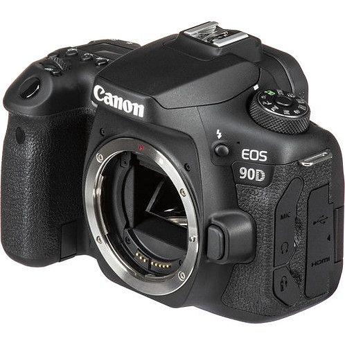 Canon 90D Solo Cuerpo