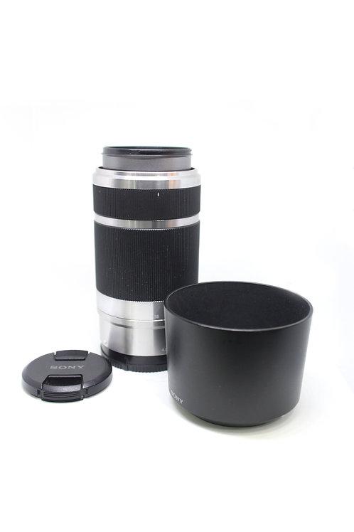lente 55-200mm Sony montura E