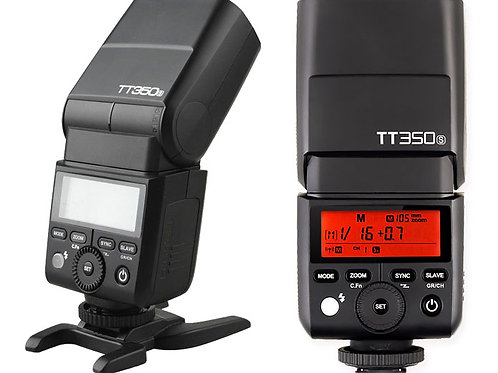 Flash Godox TT350 para Camaras Sony