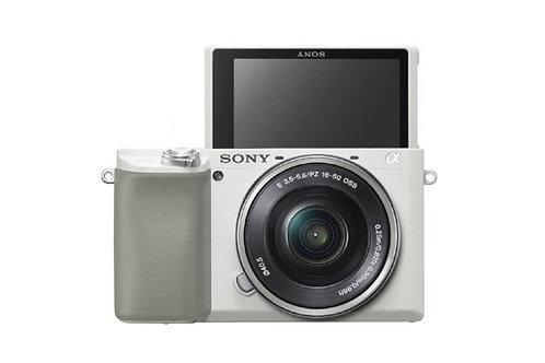 Sony A6100 Lente 16-50