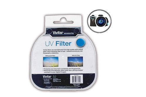 FILTRO UV VIVITAR 55MM