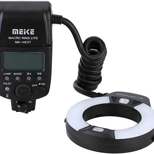 Ring flash Neke para foto macro