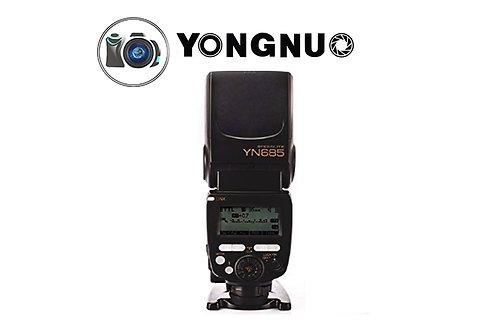 FLASH TTL YONGNUO YN 685EX ALTA VELOCIDAD 1/8000
