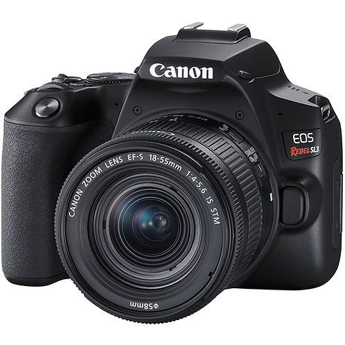 Camara Canon SL3