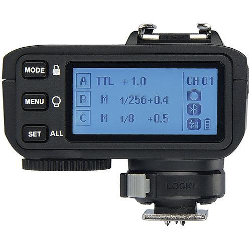 disparador de flash inalámbrico TT X2  Godox para Sony, Nikon, Fujifilm