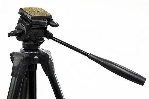 Trípode semi profesional para cámara Weifing 39-50