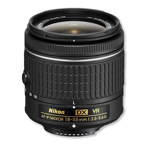 Lente 18-55mm Nikon DX AF-P