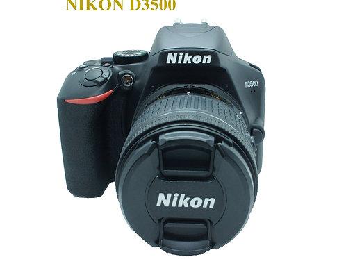 CAMARA NIKON D3500 CON 18-55MM
