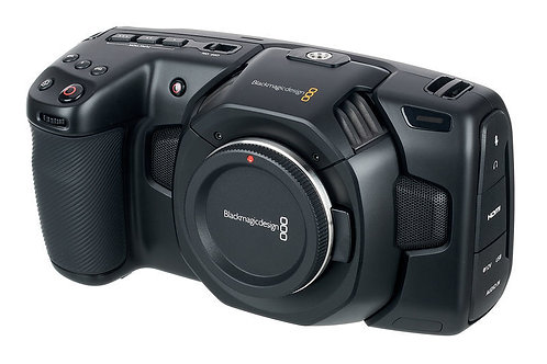 Camara De Cine  Blackmagic Design 4k