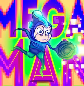 Pixelheroes - Megaman