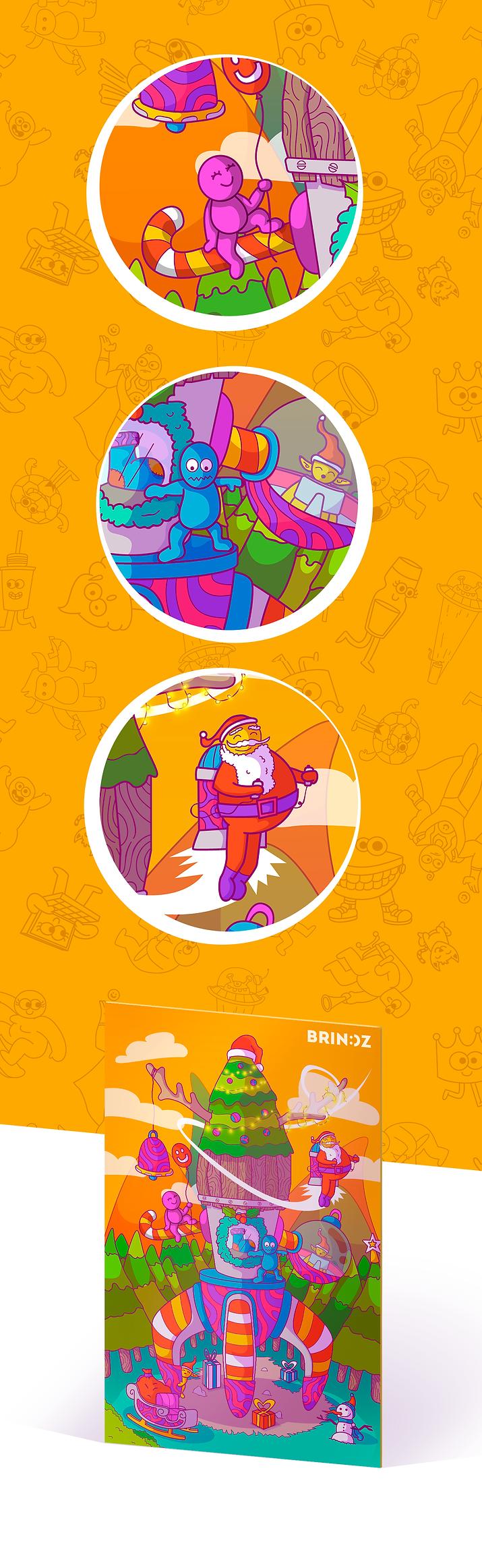 Behance---Ilustração-Brindz---Sacola-e-C