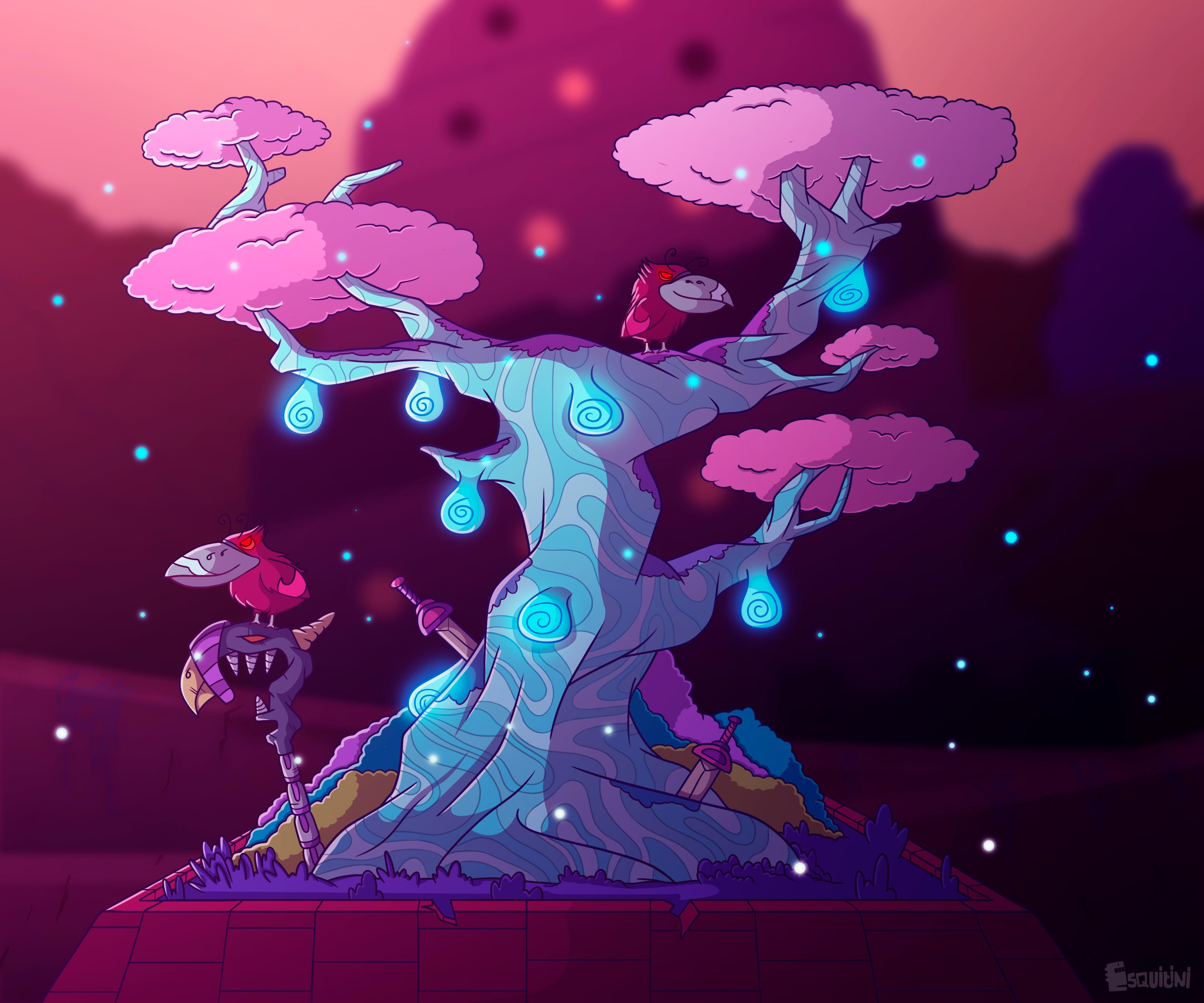 Masrroma - Árvore Godofredo