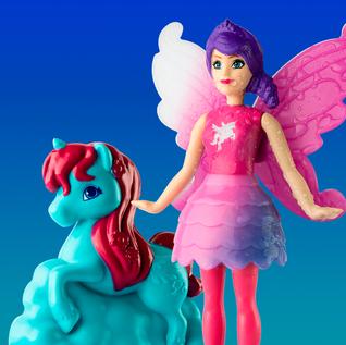 Coleção Barbie Clouds - Burger King Brasil