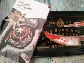 Réquiem por Tijuana: juzgando al libro por su portada.