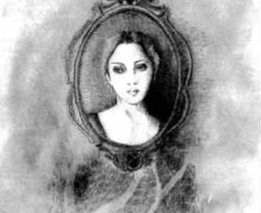 El retrato oval, Edgar Allan Poe