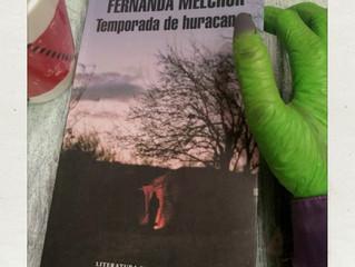 Temporada de huracanes, Fernanda Melchor