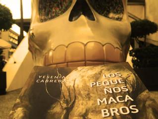 Los pequeños macabros, Yesenia Cabrera