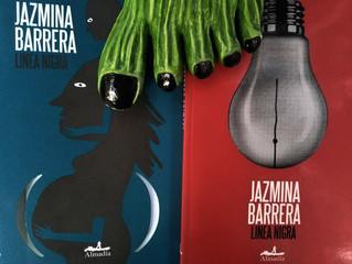 Linea nigra, Jazmina Barrera