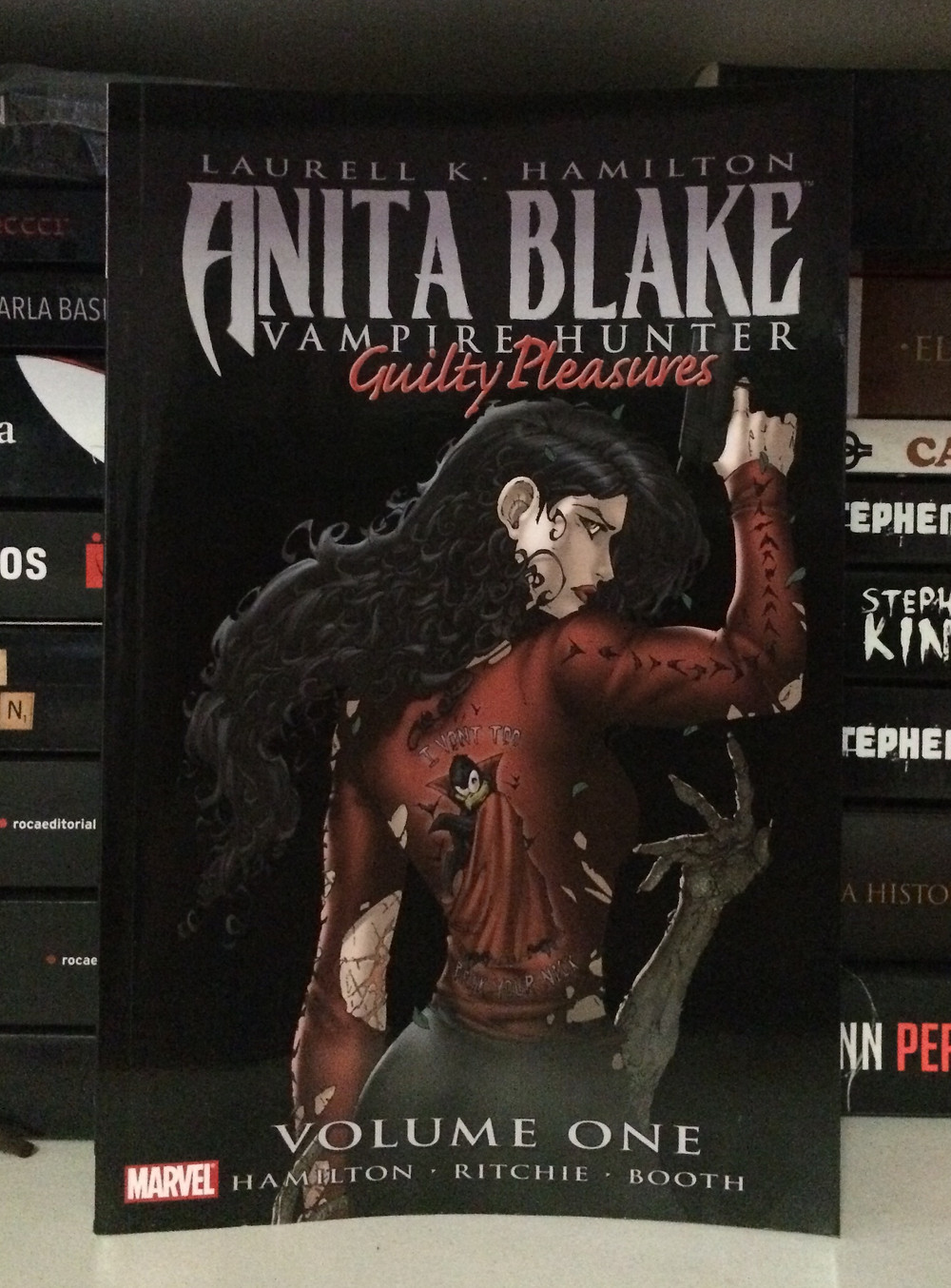 Anita Blake, Volume One. Editorial Marvel