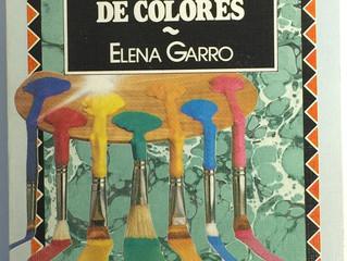 La semana de colores, Elena Garro