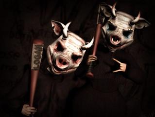 Los cerdos (basado en hechos reales)