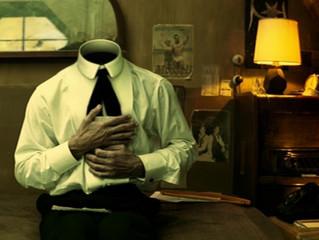 Un hombre sin cabeza, Etgar Keret