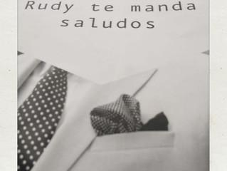 Rudy te manda saludos, Fernando de León