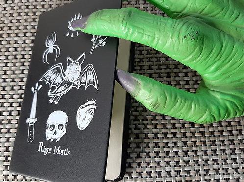 Libreta para monstruos