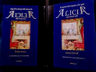 Alicia a través del espejo y lo que encontró allí, Lewis Carroll