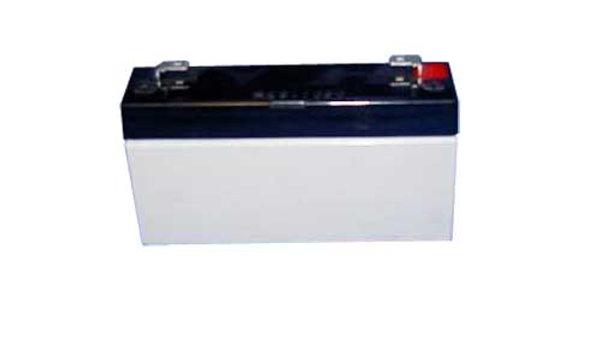 Batteria al piombo 6 Volt 1,2 ampere