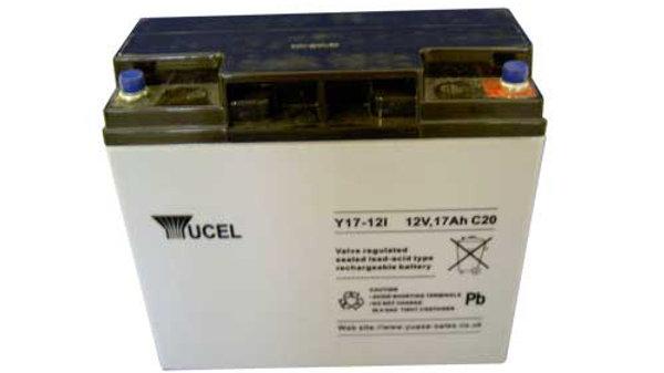 Batteria al piombo 12V 17A