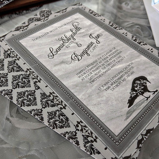 Lanie Gothic Wedding