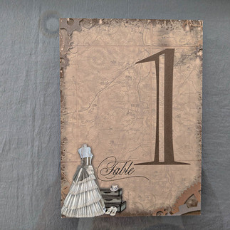 Catherine Steampunk Wedding