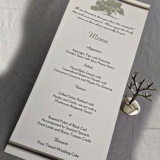 Green Oak Plantation Wedding