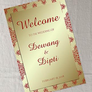 Dewang and Dipti Wedding