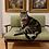 Thumbnail: Custom Made Walnut Pet Sofa - Small