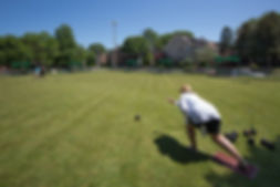 Wells Hill Lawn Bowling, Toronto