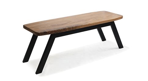 Deschamps Custom Walnut Coffee Table