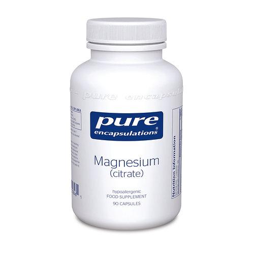 Magnesium Citrate (90 capusles)