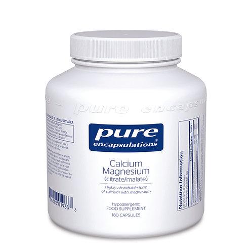 Calcium Magnesium (180 capsules)