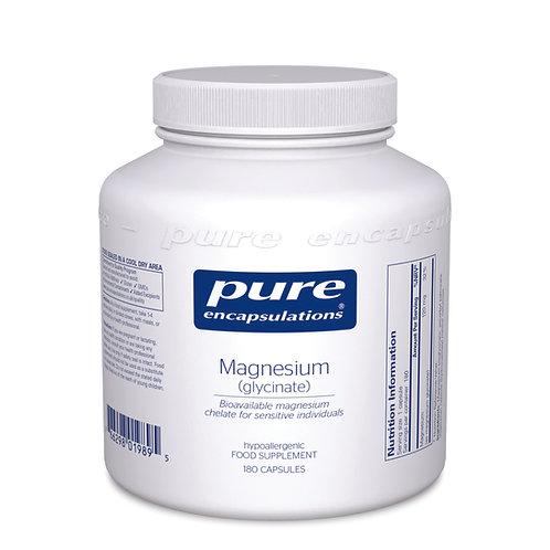 Magnesium (glycinate) (180 capsules)