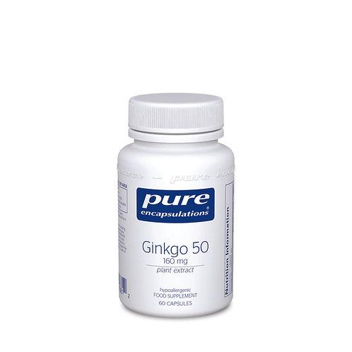 Ginkgo 160mg (60 capsules)