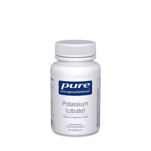 Potassium (citrate) (90 capsules)